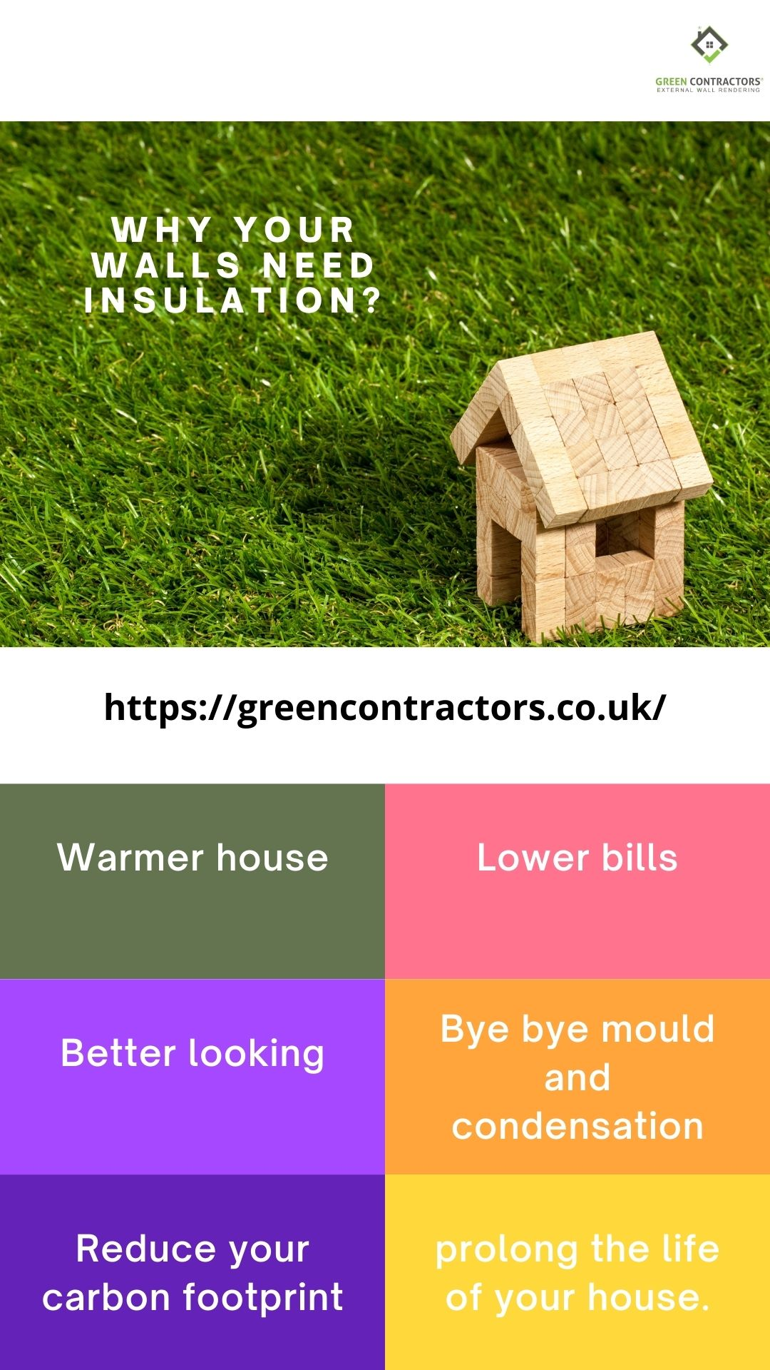 Why your walls need insulation